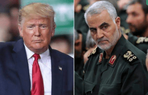BREAKING: Iran Govt Issues Warrant Of Arrest On Donald Trump, Over Killing Of Top General