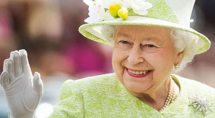 BREAKING : Queen Elizabeth tests positive for coronavirus