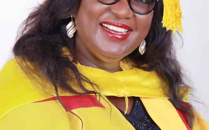 Don't Believe Gossip Mongers, No Rift Between Me And The Registrar — UNICAL VC, Florence Obi