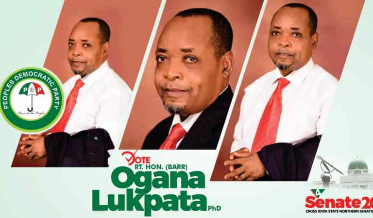 DEMOCRACY DAY:  Ogana Lukpata Felicitates CrossRiverians, Nigerians