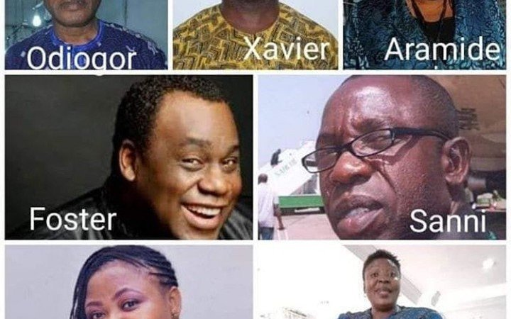 Is This Not Strange? See Photos And Names Of Seven Nigerian Journalists That Died Within 7 Days