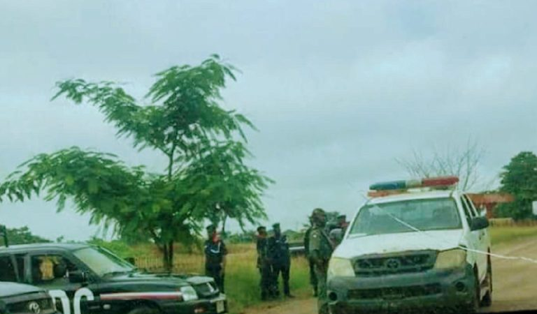 JUST IN!! Ondo APC Crisis, Police Takes Over Assembly