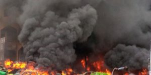 HAPPENING NOW!! Six Feared Dead As Bomb Blast Hits Buhari's State, Kastina