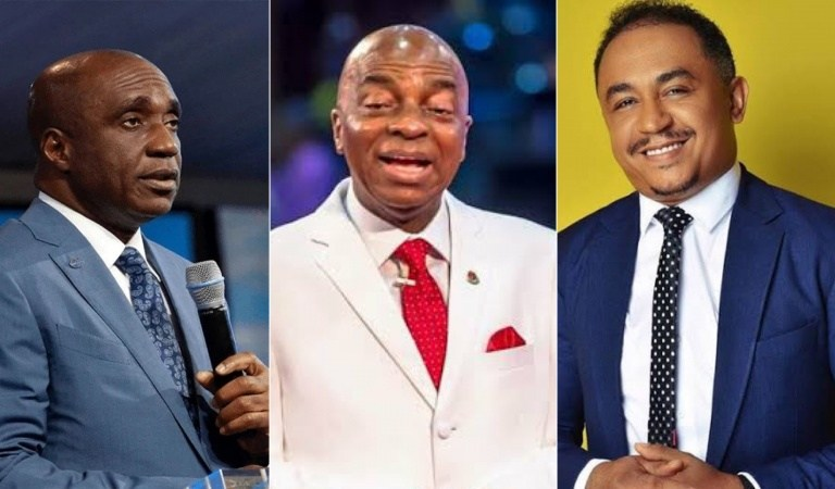 WONDER SHALL NEVER END!! Drama As Two Popular Nigerian Pastors Fight Dirty Over This…