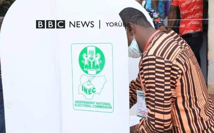 EdoDecides# Edo2020: Massive Turn Out Of Voters At Iyaro Ward 6 In Benin City As Voting Begins (Situation Report)