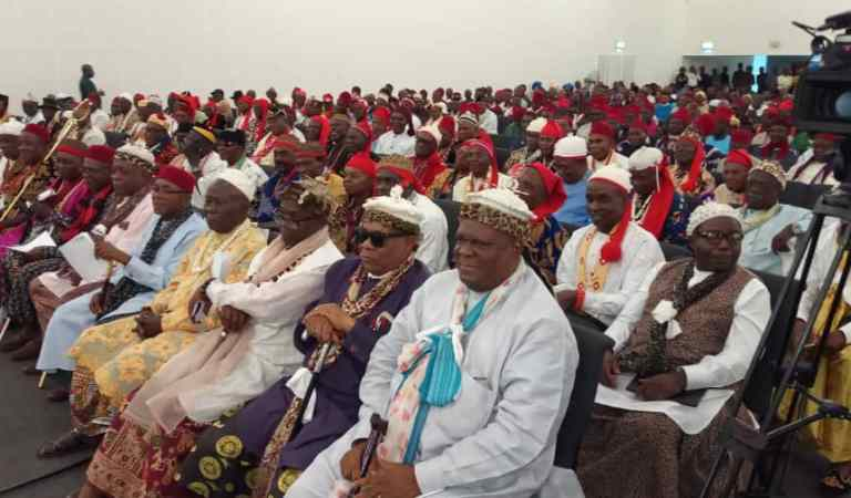 Kidnappings: Cross River Traditional Rulers Goes Spiritual, Vow To Fish Out Perpetrators