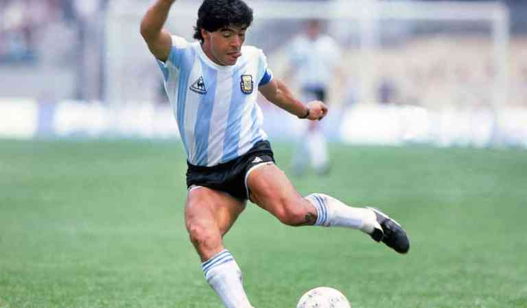 SAD! As If He Knew He Will Die, See Diego Maradona's Last Words Before His Death