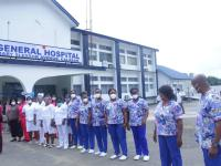 Nigerian Health Minister Unveils Revamped General Hospital In Calabar