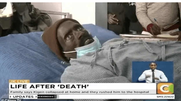 SHOCKING!! Man Wakes Up From Death, Shocked Mortuary Attendants As They Prepared To Embalm Him