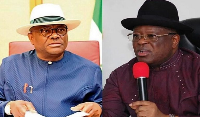 Shut Up, You Are A Dictator — Ebonyi Governor Sends Serious Warning To Wike