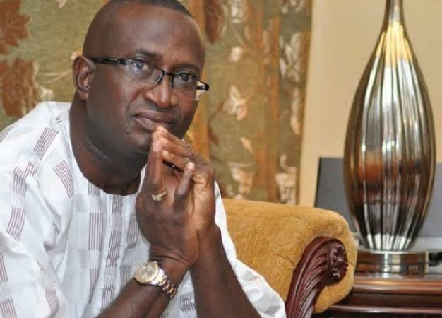 Ayade Sends His Condolence To Sen. Ndoma-Egba Over Wife's Death