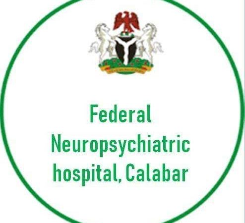 Cross River; Minister Visits The Vandalized Federal Neuro-Psychiatric Hospital In Calabar
