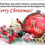 Merry Christmas 2020 Wishes, Greetings, Images, Quotes, Messages