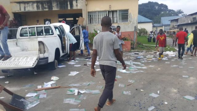 Hoodlums Loot N1.3bn Property In Unical During #Endsars, Pro-Chancillor Says