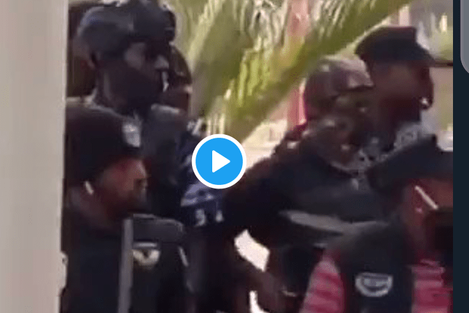 LIVE VIDEO! Excitement As Rescued Kastina Schoolboys Arrives Government House To With Their Parents