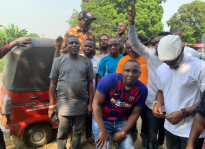 Day-Two of Senator Gershom Bassey's Empowerment Continues As Distribution of Tricycles Hits More LGAs