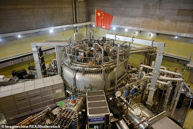 PHOTONEWS: Panic As China Launches Its 'Artificial Sun' For The First Time, It Burn 'Ten Times' Hotter Than The Sun