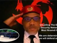BREAKING!! Trouble Looms As 127 Nigerian Soldiers Resign, Join Nnamdi Kanu's Eastern Security Network