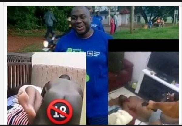 BREAKING!! Rich Banker Who Was Promised 2 Bullets In His Head For Sleeping With Another Man's Wife Has Just Been Shot Dead ( Video)