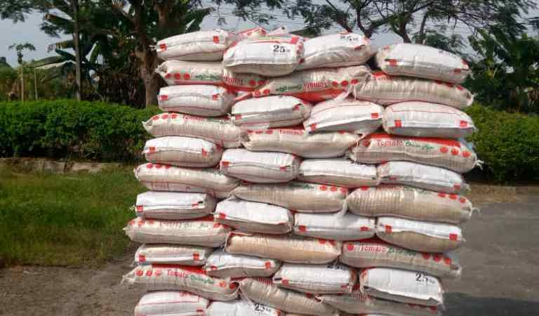In Cross River, NDDC Distributes Over 1,000 Bags of Rice To 18 LGAs