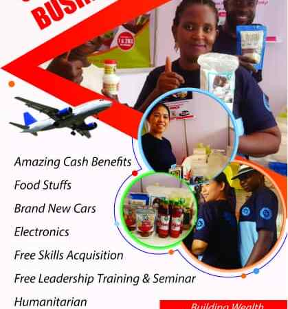 Gfavour Ventures Limited Storms Calabar City, For A Mega Seminar