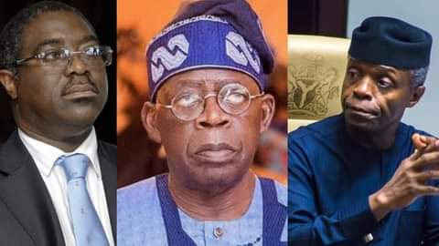 How Aso Rock Cabal Caged Osinbajo Through EFCC, Plans To Bury Tinubu's 2023 Ambition