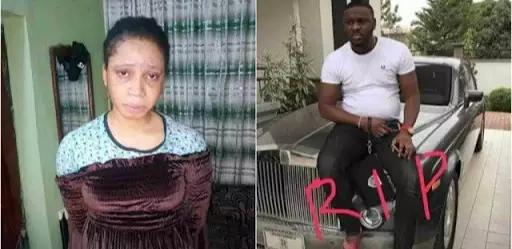Female Undergraduate Killed Her Boyfriend Because He Used Her Pant For Rituals