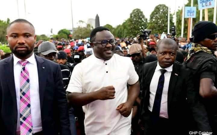 Mass Defection Looms In Cross River As Council Officials, Political Appointees Pledged To Leave PDP With Governor Ayade