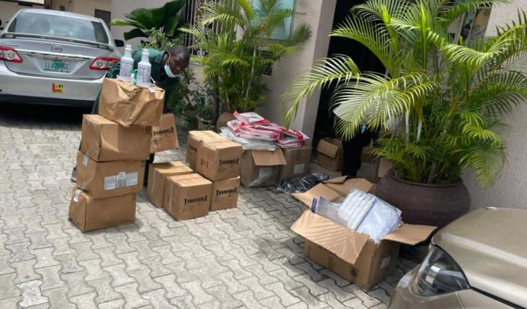 COVID-19: NNPC, Chevron, Others Donates Ventilators, ICU Beds, Thermometers To Cross River