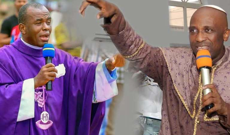 Religious War: Primate Ayodele and Mbaka Fight Dirty Over Fake Prophecy