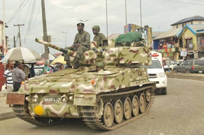 EXPOSED!! South-East, South South To Witness Bomb Blasts As FG Deployed More Military Assets To The Zones