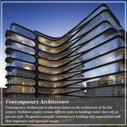 History of Architectural Styles and their incredible birth