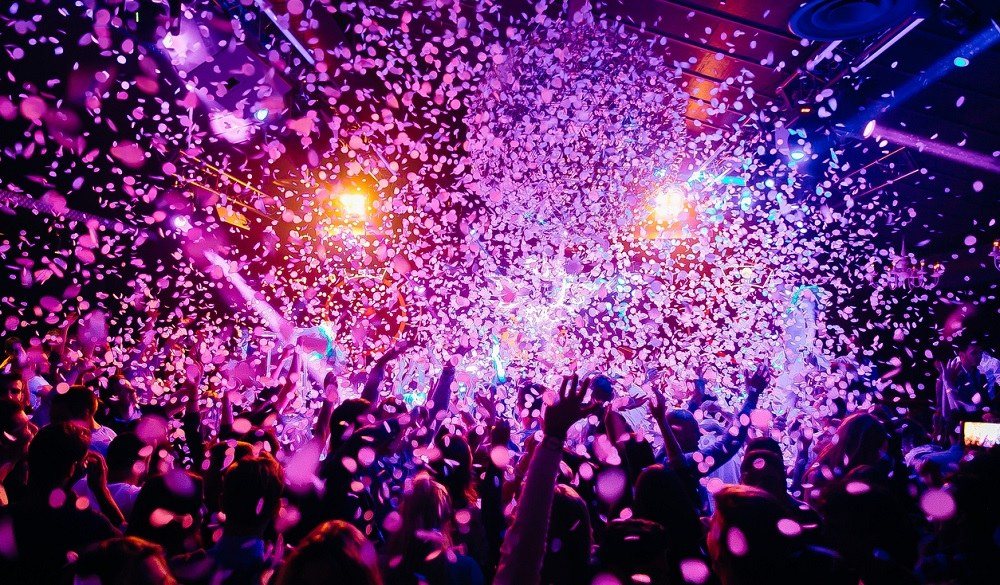 successfully organise your party