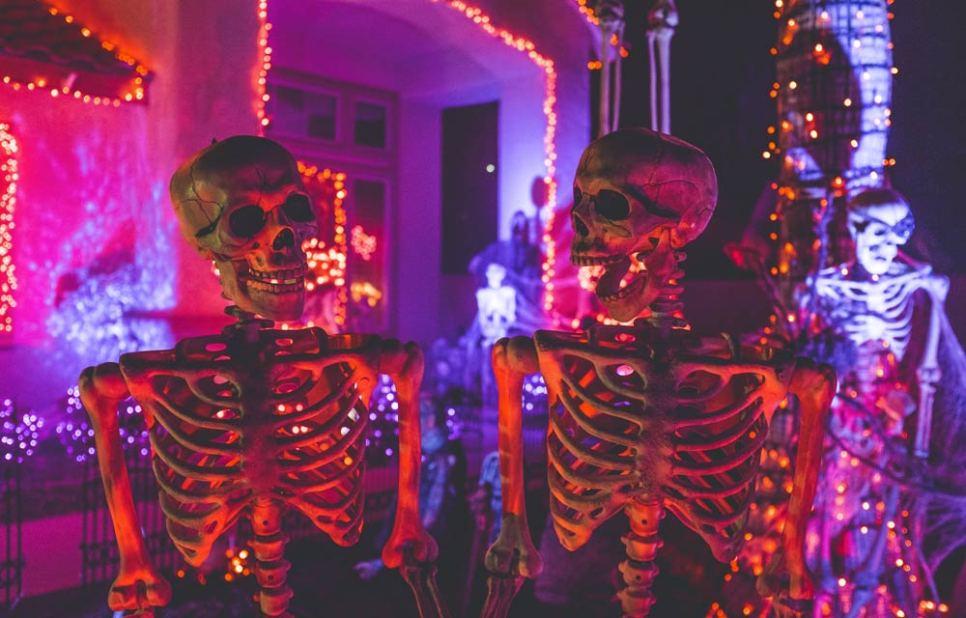 5 trucos para organizar la fiesta de Halloween más terrorífica