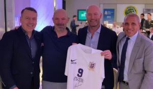 Weez Project Hong Kong Alan Shearer at HKFC Nov 2018