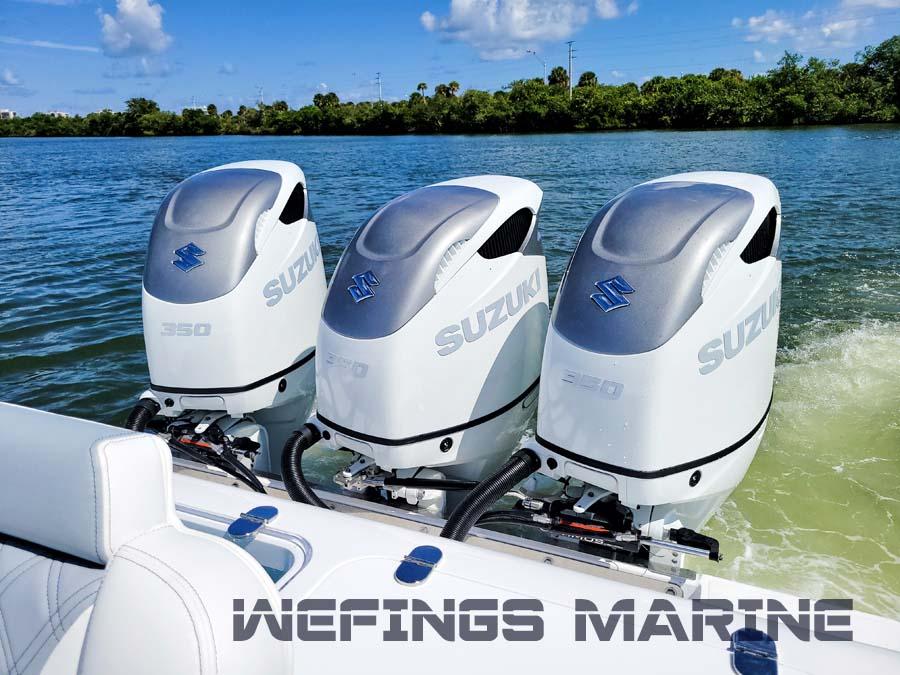 Bluewater 355e 2022 77
