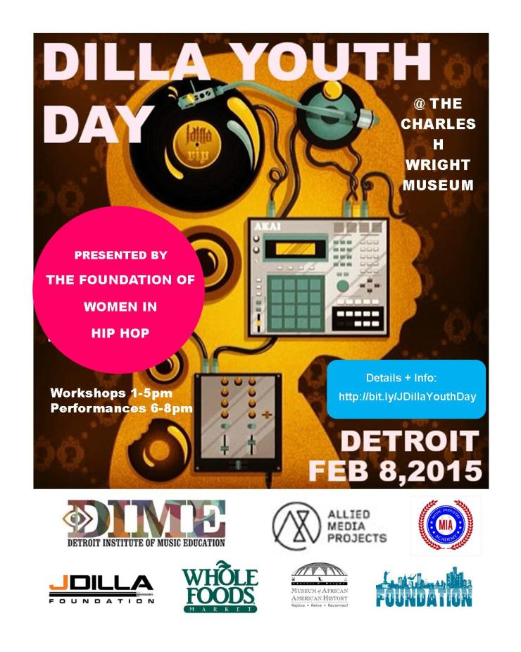 Dilla Youth Day save the date