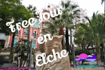 free tour elche
