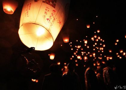 Pingxi Sky Lantern Festival – the Complete Guide to Pingxi Line in Taiwan