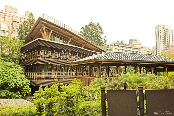 Beitou Hot Spring Taipei​ - cleanse your mind and wash your troubles away in hot springs