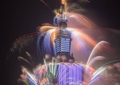 Where to Celebrate New Years in Taiwan