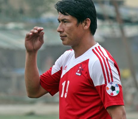 Sagar Thapa wishes to retire in Nepal National Team jersey •