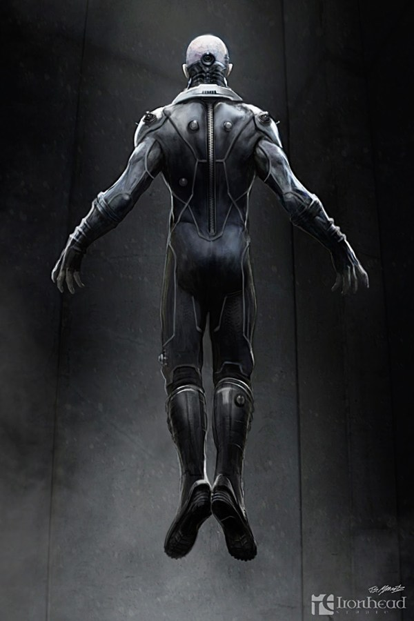 Amazing Spider-Man 2 Concept Art