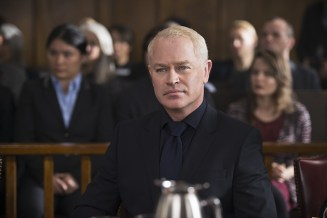 """Arrow -- """"Broken Hearts"""" -- Image AR416b_0261b.jpg -- Pictured: Neal McDonough as Damien Darhk -- Photo: Diyah Pera /The CW -- © 2016 The CW Network, LLC. All Rights Reserved."""
