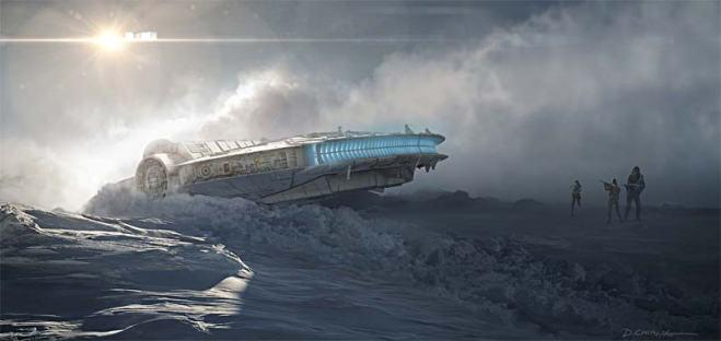 Star Wars_The Force Awakens_Concept Art (13)