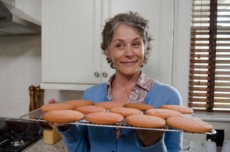 Melissa McBride as Carol Peletier - The Walking Dead _ Season 6, Episode 12 - Photo Credit: Gene Page/AMC