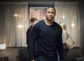 """Arrow -- """"Canary Cry"""" -- Image AR419a_0020b.jpg -- Pictured: David Ramsey as John Diggle -- Photo: Dean Buscher/The CW -- © 2016 The CW Network, LLC. All Rights Reserved."""