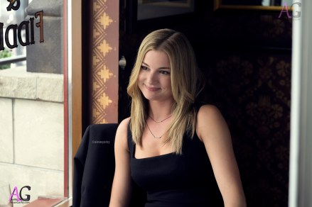 Marvel's Captain America: Civil War Agent 13/Sharon Carter (Emily VanCamp) Photo Credit: Zade Rosenthal © Marvel 2016