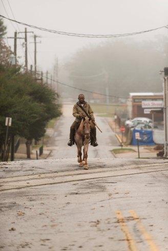 Lennie James as Morgan Jones - The Walking Dead _ Season 6, Episode 15 - Photo Credit: Gene Page/AMC