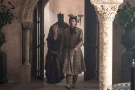 Cersei, Jaime and the Kingsguard